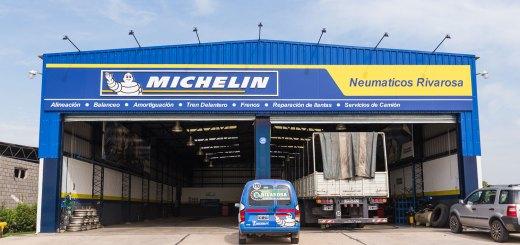 Nuevo Truck Center de Michelin en Río Cuarto
