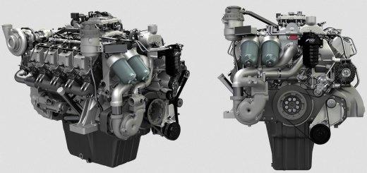 Nuevo motor V8 de 910 CV de FPT