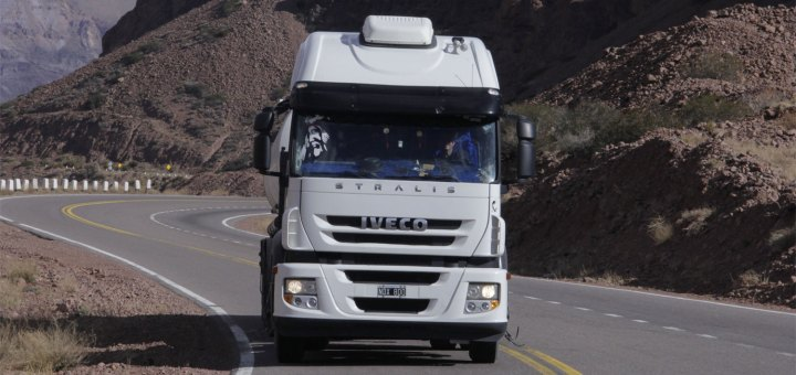 iveco andes