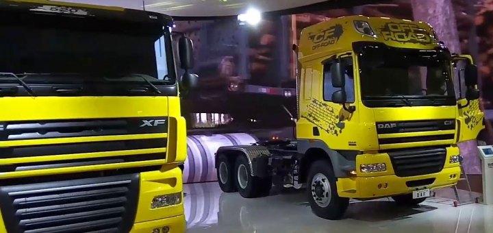 daf camiones