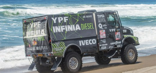 ypf infinia iveco