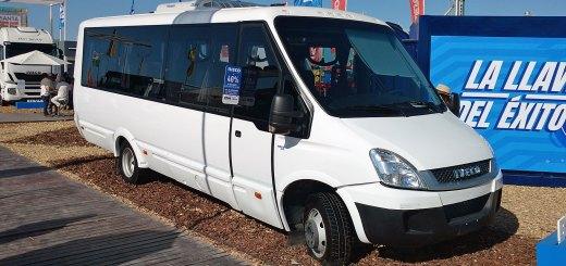 mini bus iveco