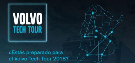 volvo tech tour