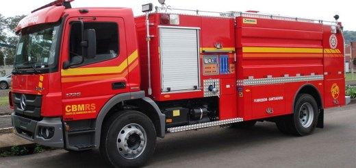 bomberos allison