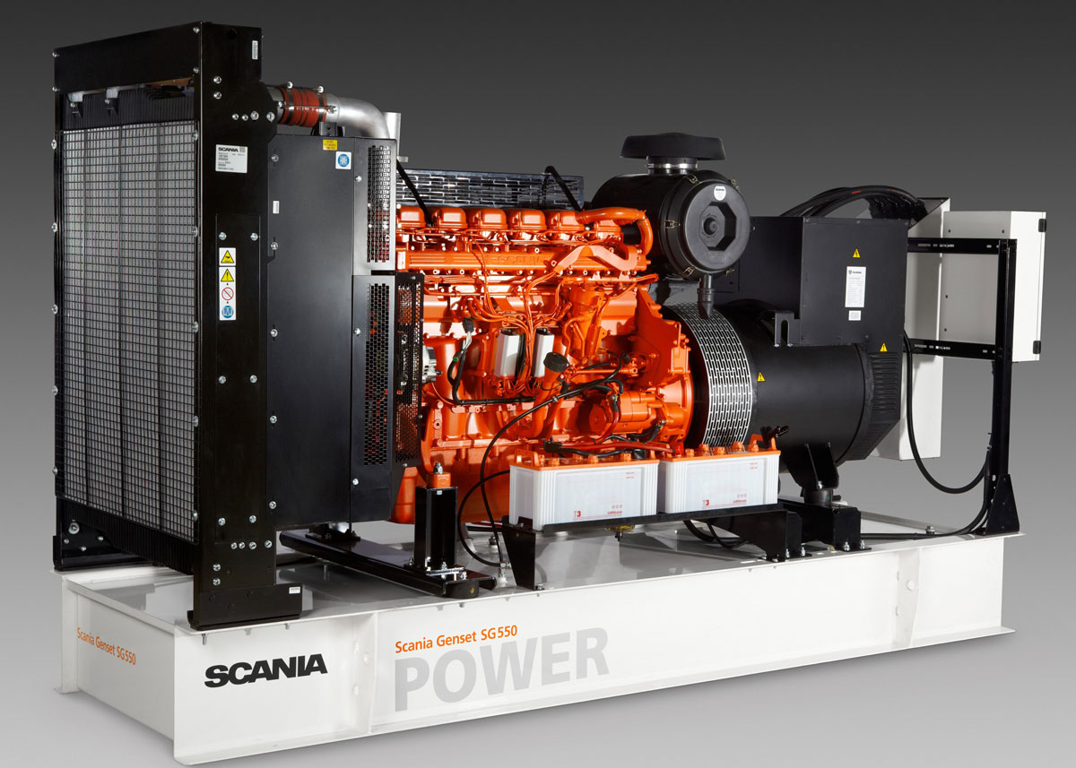 scania-power