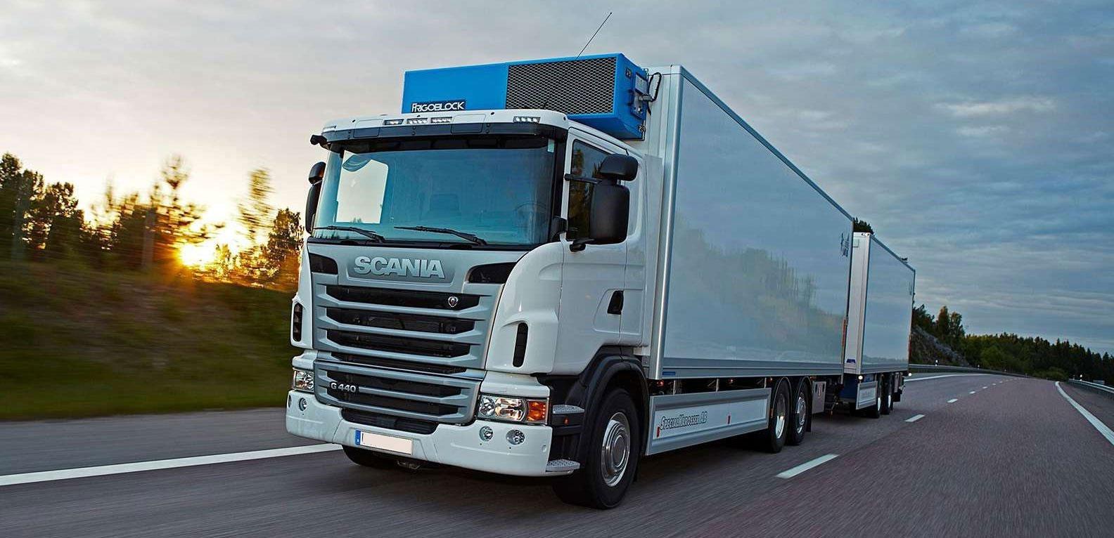 transporte camion