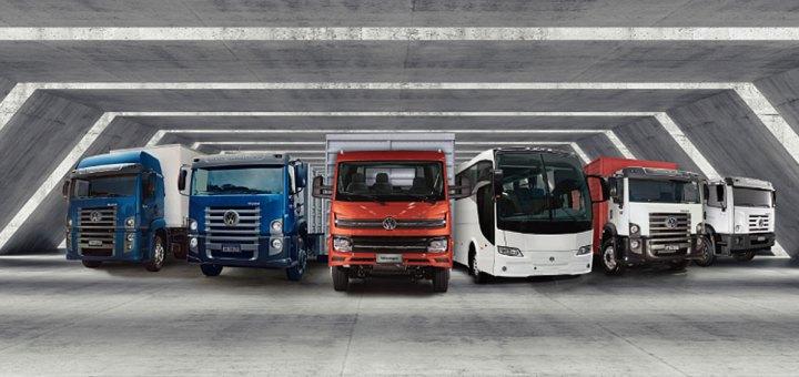 volkswagen camiones y buses