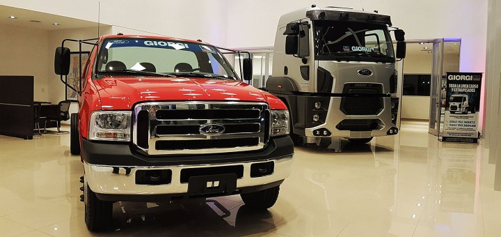 ford f400