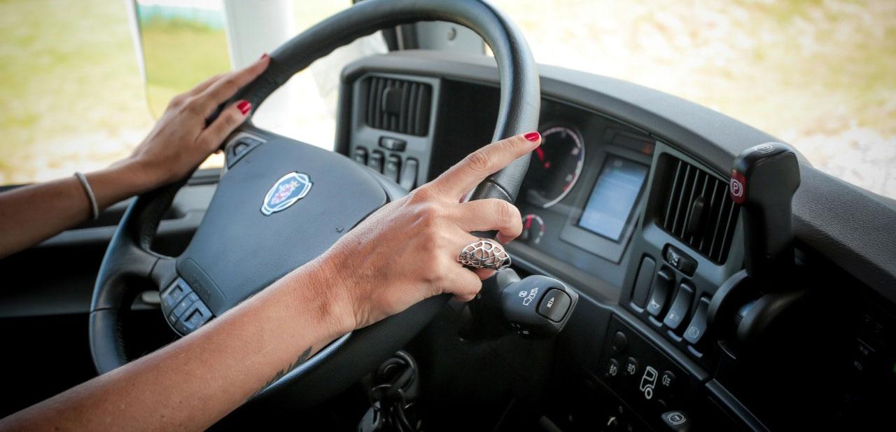 mujeres al volante