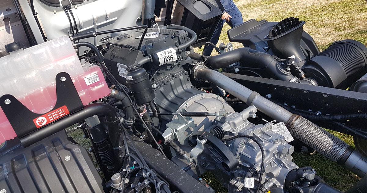 motor accelo