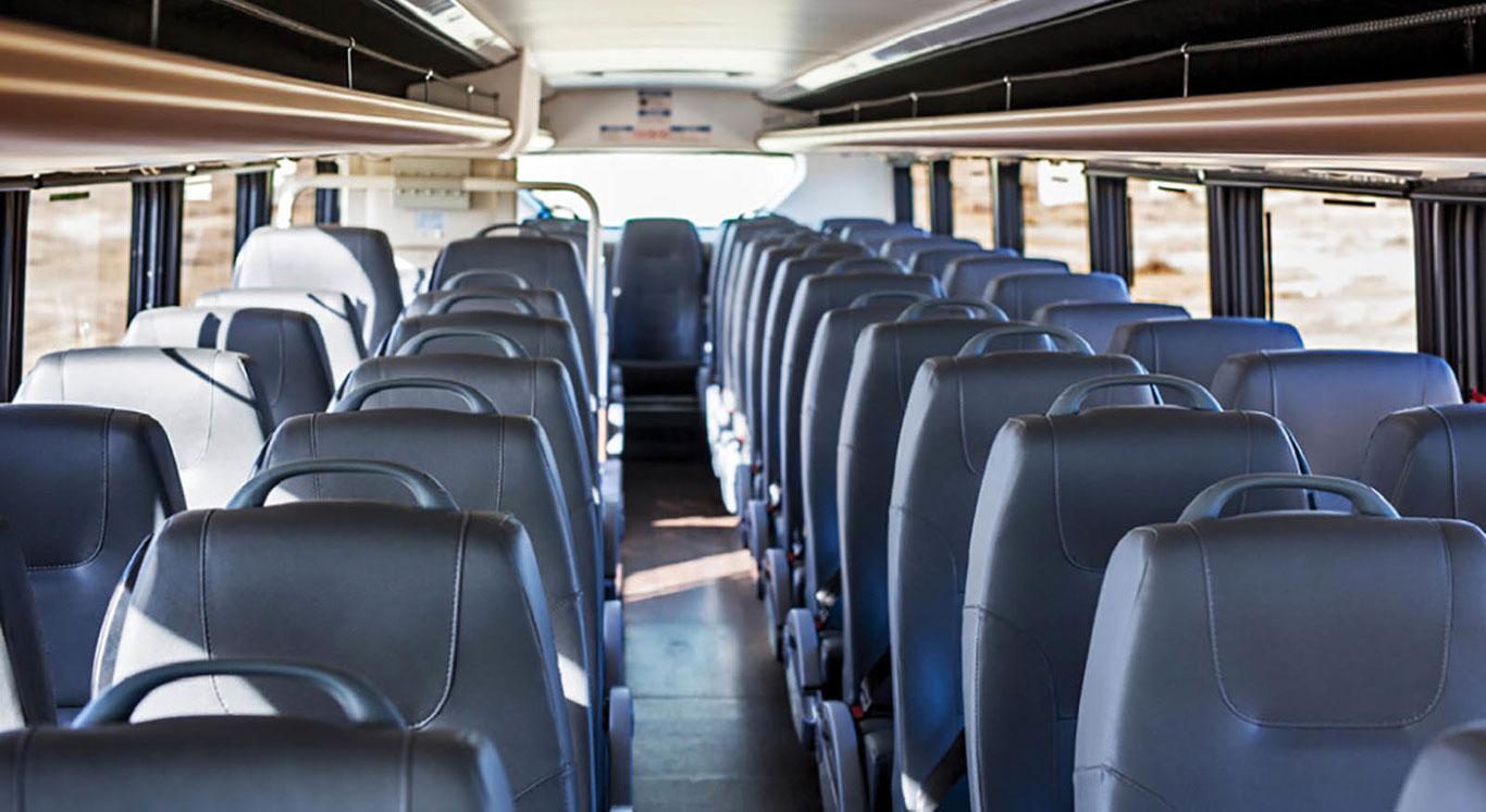interior bus electrico