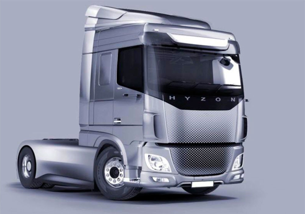 camion hyzon