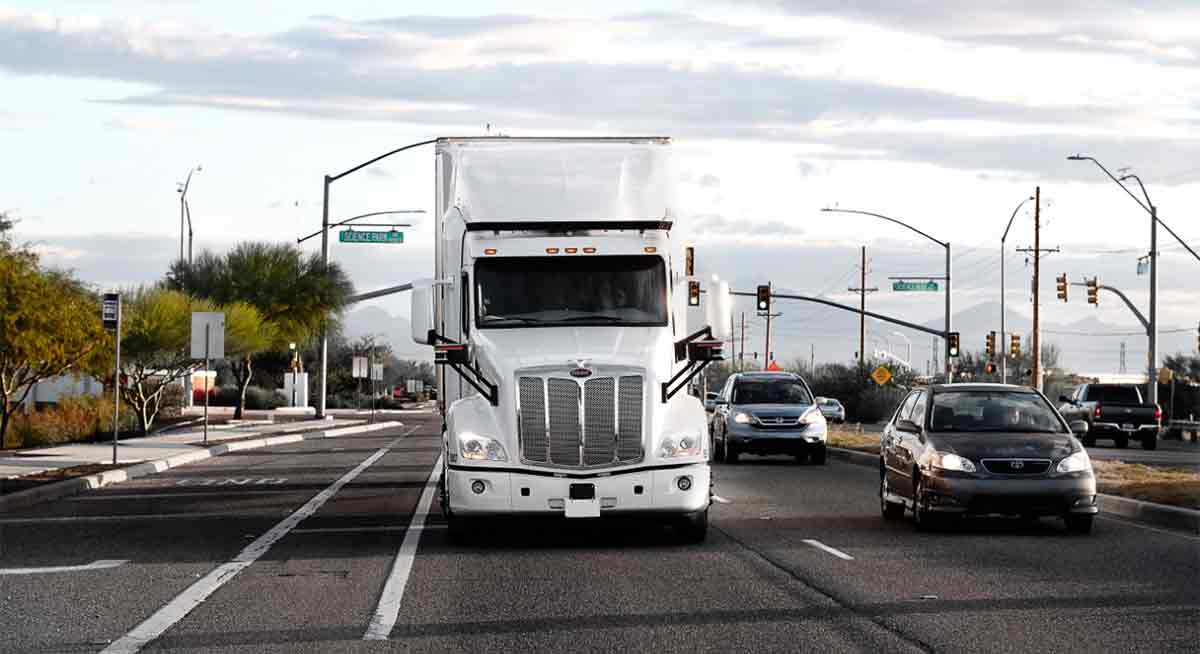 camiones autonomos