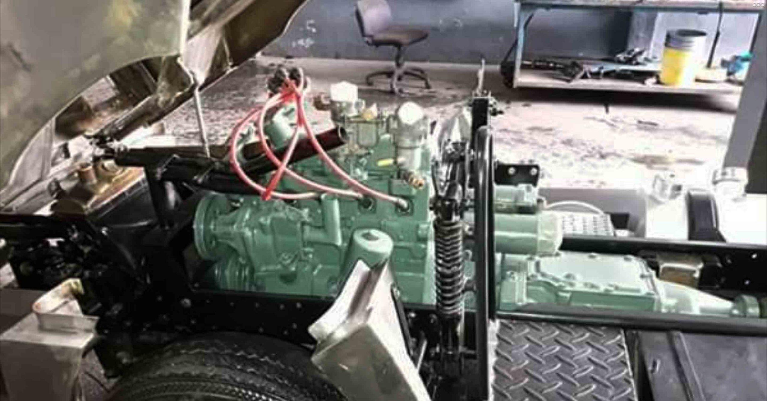 camion volkswagen