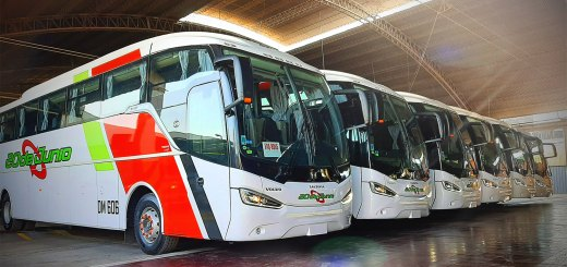 buses volvo