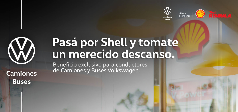 vw shell