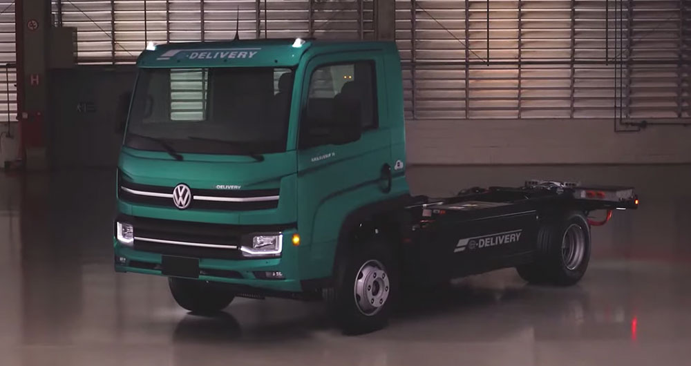 vw edelivery