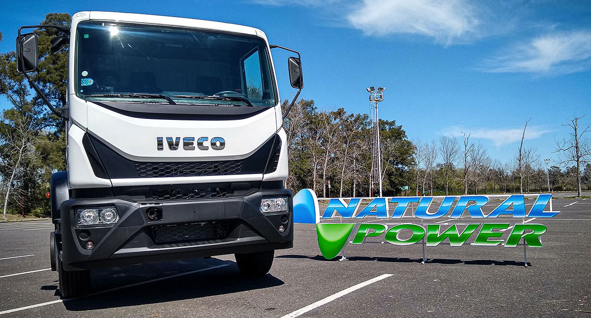 natural power iveco
