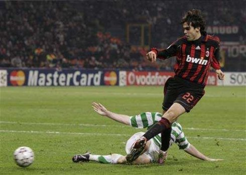 Hasta luego.El equipo de Miln Kak, Inzaghi a los campeones han regresado