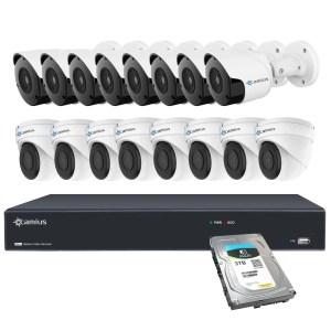 Camius nvr camera system 16PP8B8I3T
