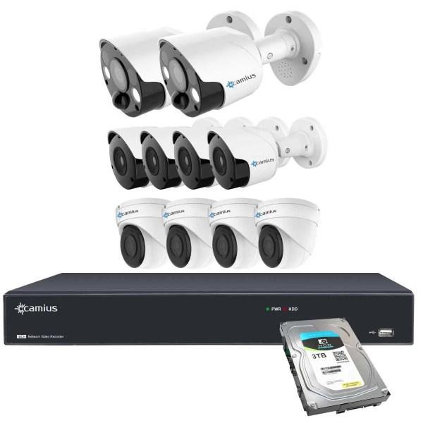 Camius surveillance system 16PP2S84B4I3T