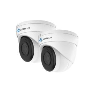 Camius dome camera iris528a 2 pack
