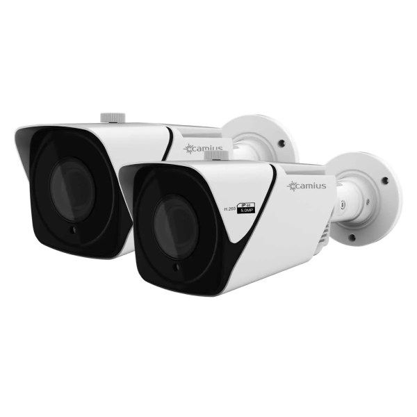 Camius varifocal camera BoltVM5 2 pack