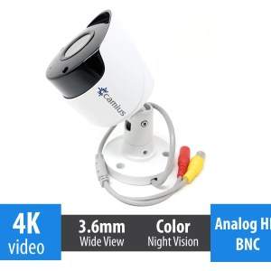 8 megapixel security camera fb4katc 3.6mm camius