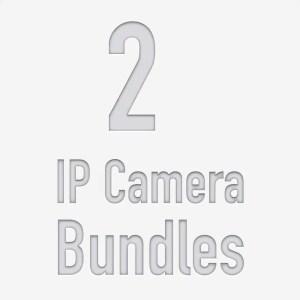 2 Camera PoE NVR Kits