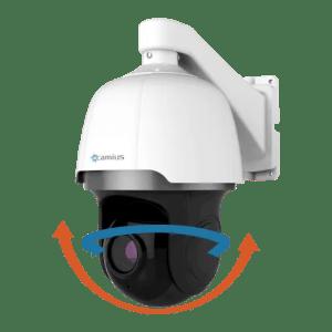 Zoom Lens IP Cameras