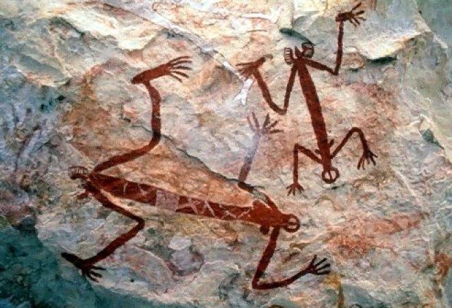 Pitture aborigene