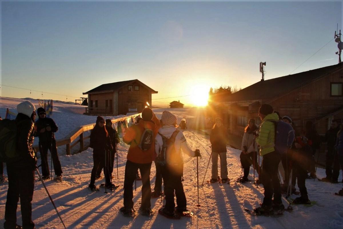 San Valentino e Domenica 18 Febbraio - neve e divertimento sulla Majella