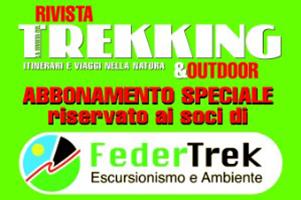 Convenzioni A.C.E.R. Rivista del Trekking