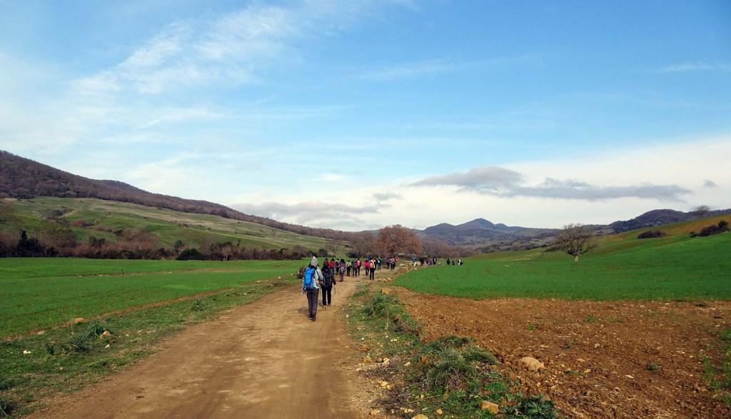 ACER Associazione Camminatori Escursionisti Roma cammino-3 SLIDE