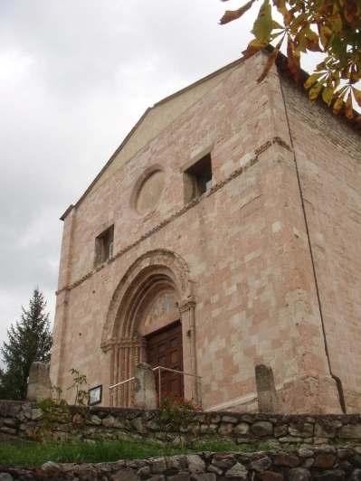 Cascia: Chiesa di Sant'Agostino