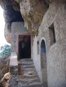 """""""Grotte"""" benedettine a Vicovaro"""