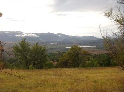 Panorama della Valle Santa