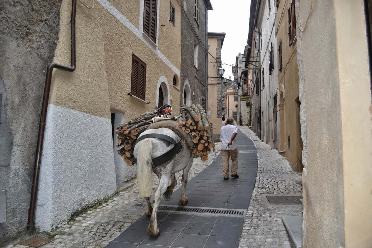Trevi nel Lazio – Cammino di San Benedetto