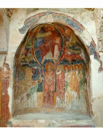 Chiesa rupestre di S.Angelo in Asprano - foto Angelo Ciampa