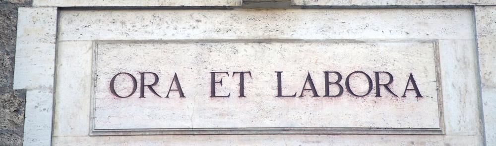 I Monasteri Benedettini prossimi siti Unesco del Lazio