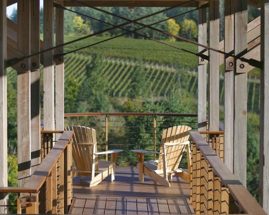 Yamhill County Vineyard Residence (Portland)