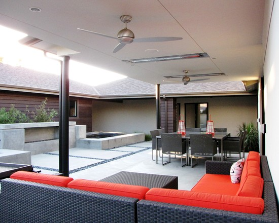 Houzz Tour A Labor Of Modern Love In Costa Mesa (Orange County)