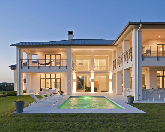 Spanish Oaks Residence Exterior (Austin)