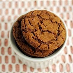 Herbs And Spices – Big Soft Ginger Cookies