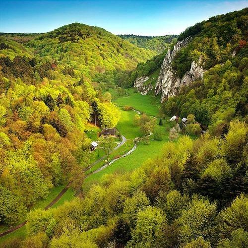 Mountain Valley, Serbia