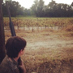A Family that Hunts Together! – By Lauren Walters