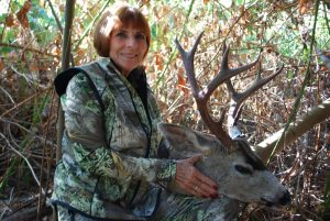 women over 50 who hunt deer
