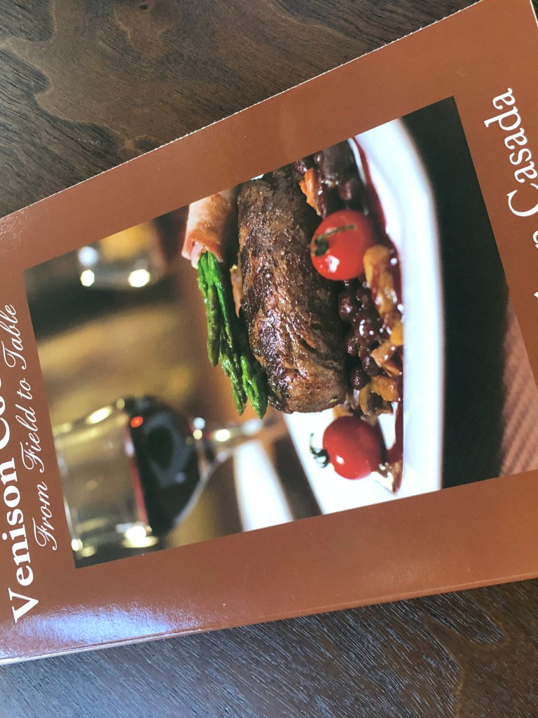 Jim Casada's venison cookbook