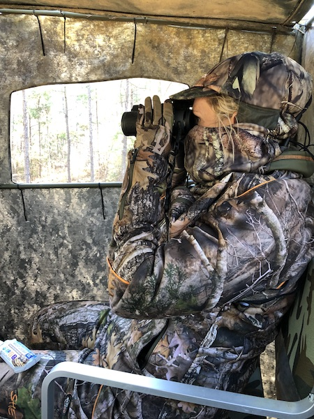 what does it mean to glass when hunting