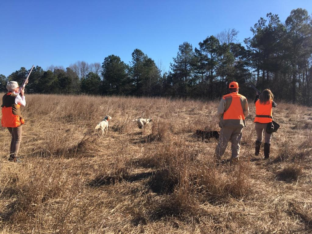 what to wear quail hunting